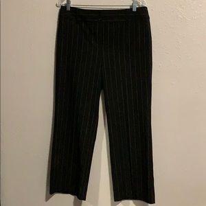 Karen Kane Pinstriped Dress Pants